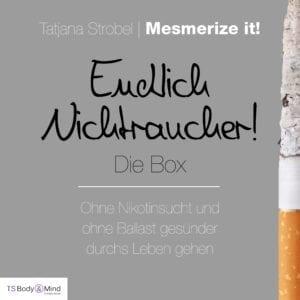 Hörbuchbox: Endlich Nichtraucher!